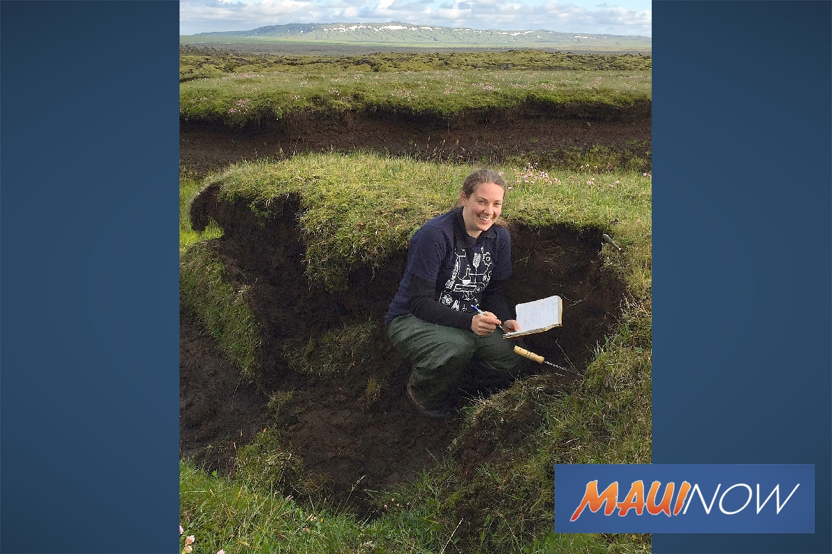 Danish Scientist Joins Hawaiian Volcano Observatory