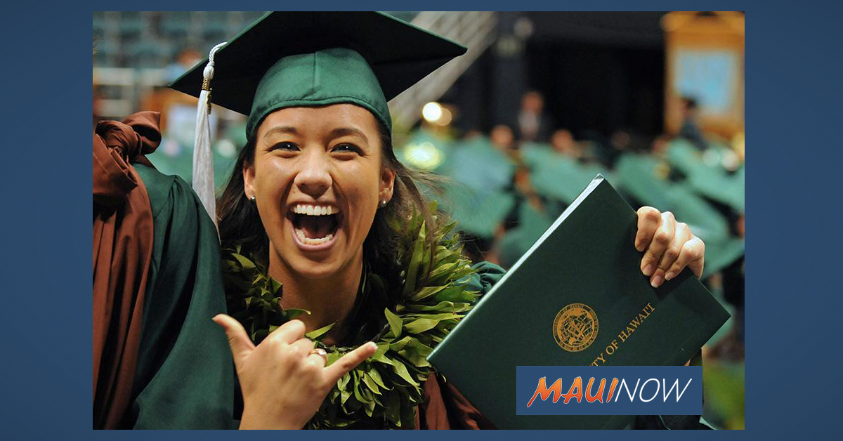 UH Mānoa Reports Record High Graduation, Retention Rates