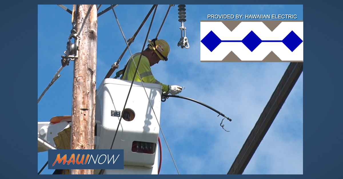 Hawaiian Electric to Host Public Meetings