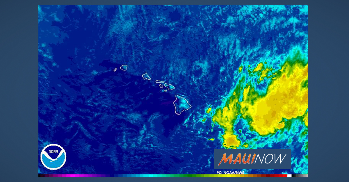 Flood Watch Thursday to Saturday for Maui and Hawaiʻi Island
