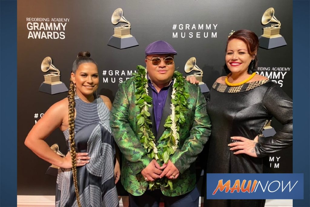 Maui Now: Hānaialiʻi Honored With 6th Grammy Nomination