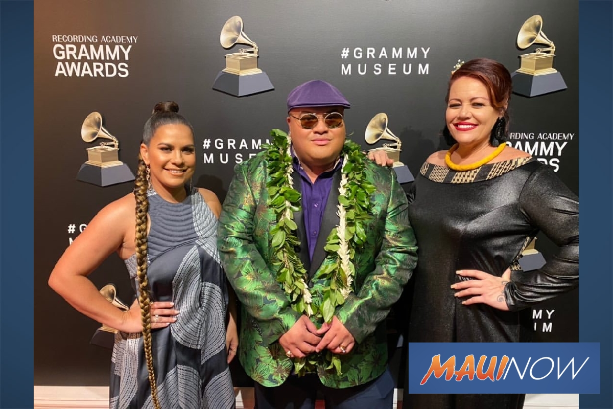 Hānaialiʻi Honored With 6th Grammy Nomination