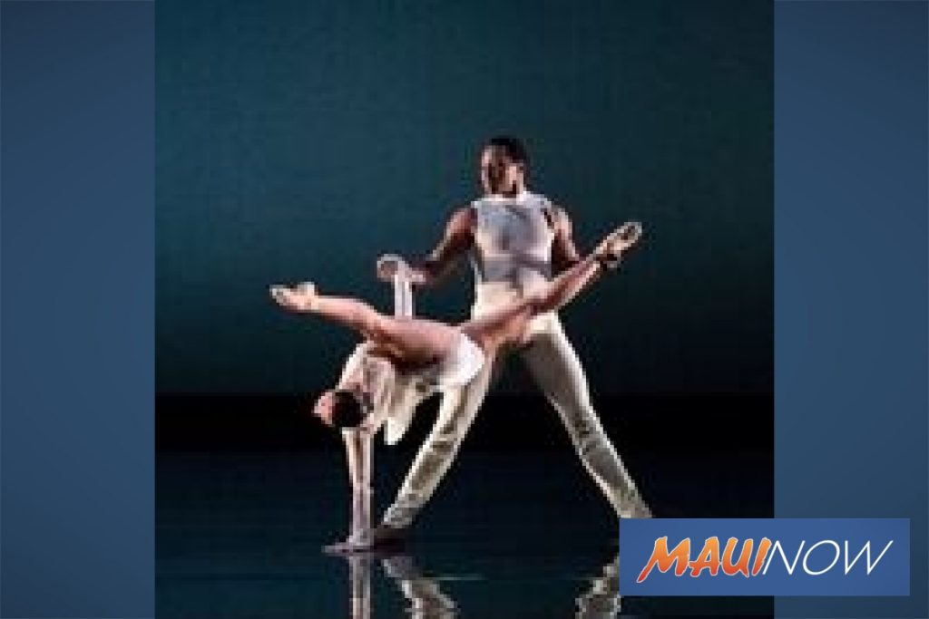 Maui Now: Aspen Santa Fe Ballet Coming to Maui
