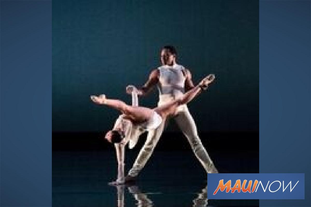 Aspen Santa Fe Ballet Coming to Maui