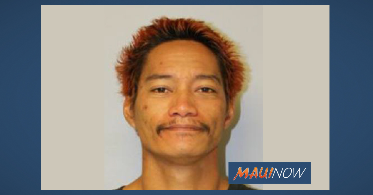 Maui Man Sentenced to 46 Months for Possession of Stolen Firearms