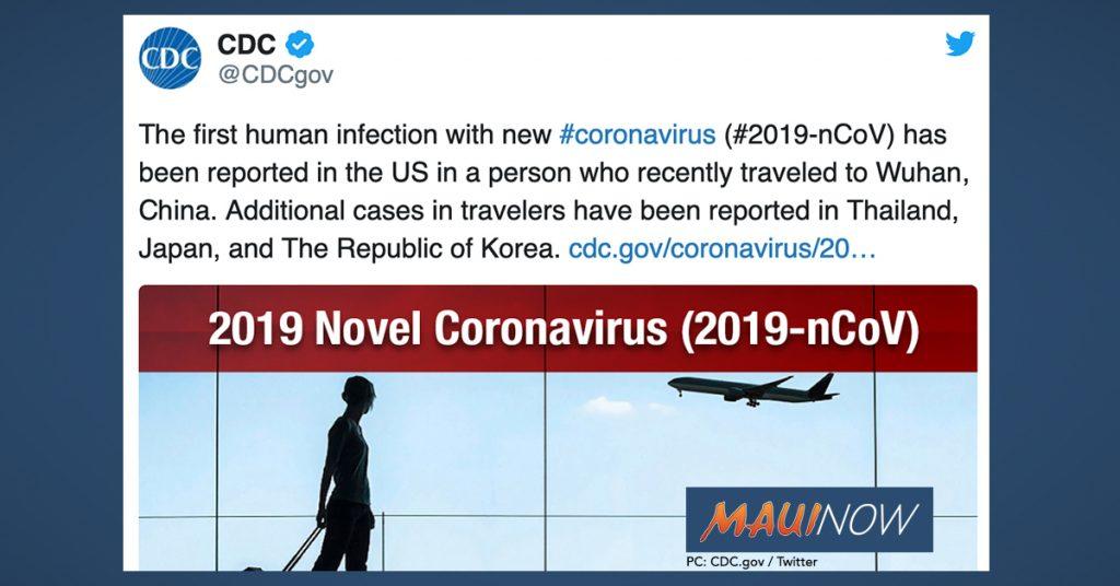 cdc 2019 novel coronavirus wuhan china