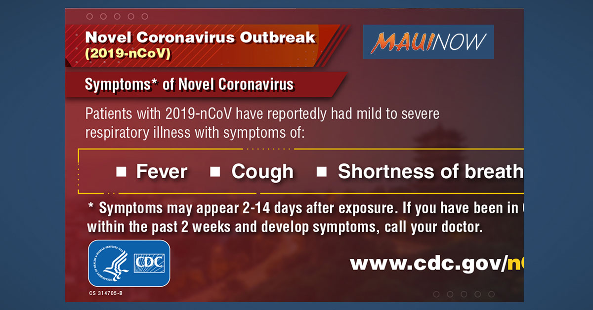 Coronavirus Monitoring: Honolulu Among 20 Airports in US with CDC Quarantine Station