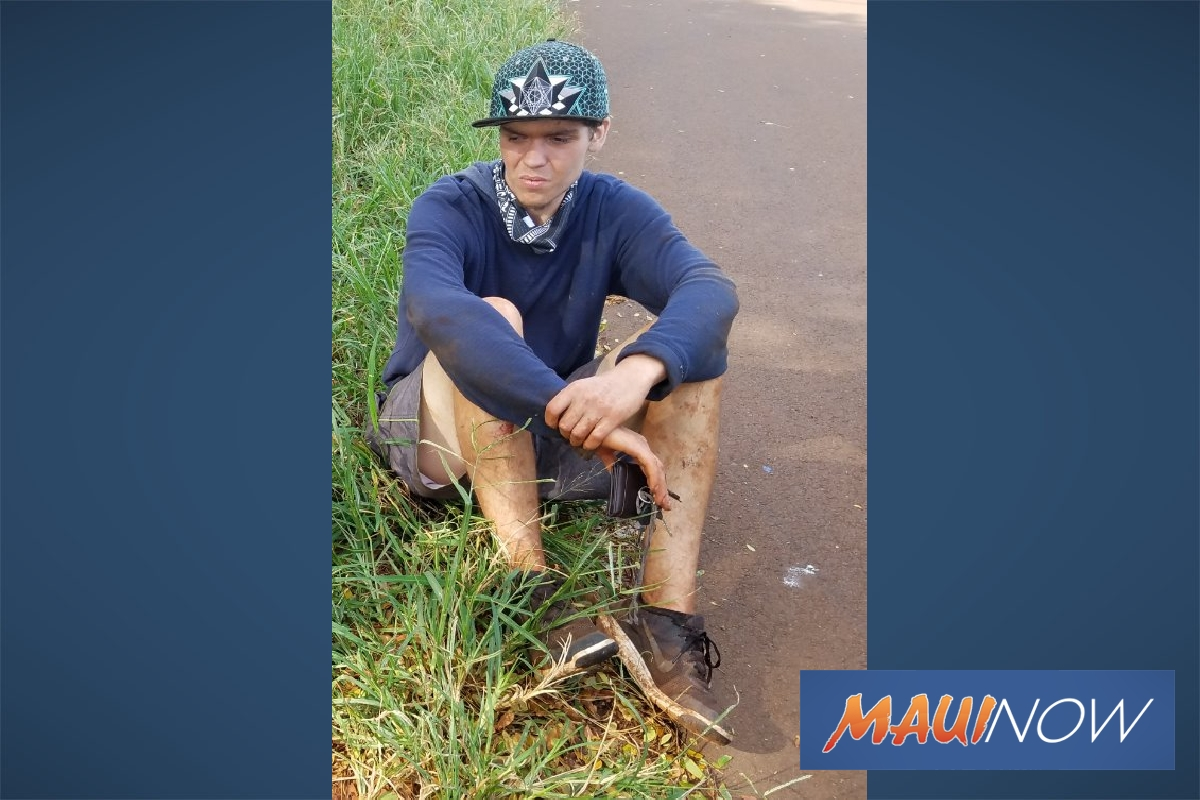 MPD Seeks Help in Finding Missing Maui Man