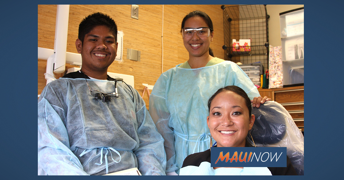 Dental Assisting Training Offered to Native Hawaiians