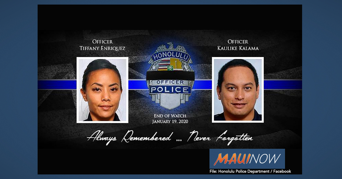 Legitimate GoFundMe Accounts Surface for Fallen HPD Officers
