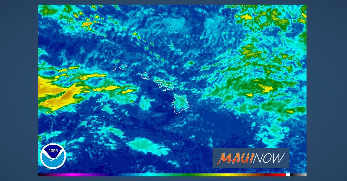 Flood Advisory for Maui Island Until 2:45 p.m.