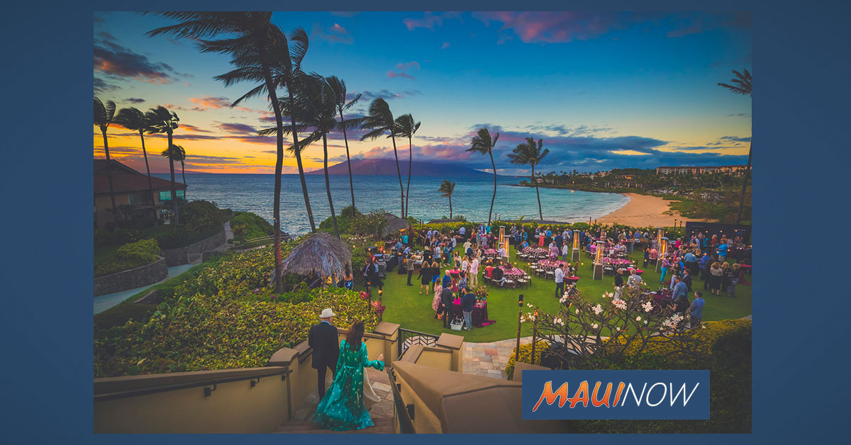 Four Seasons Maui Wine & Food Classic Set for Memorial Day Weekend