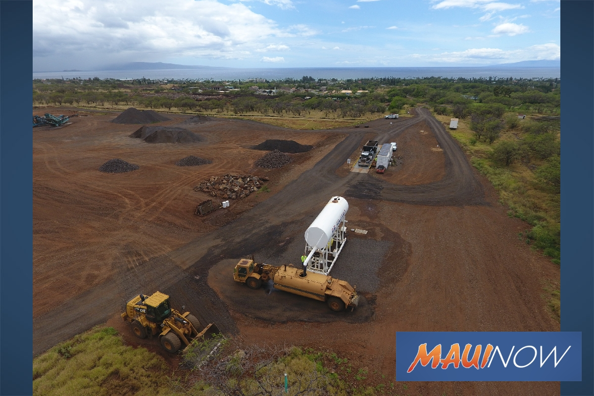 Saving Materials and More in Maui County