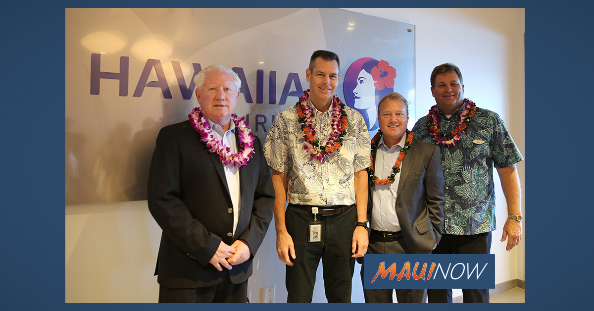 Hawaiian Airlines Opens New IT Center in Arizona