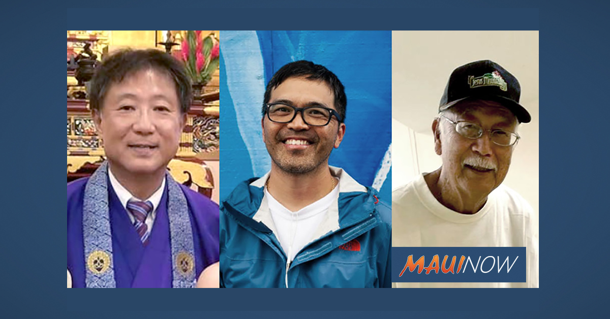 Murakami, Kurokawa and Tanaka Honored as Nihon Bunka Awardees for 2020