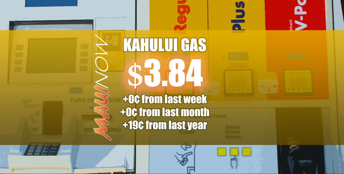 AAA Hawai'i: Gas Prices Unaffected By Middle East Tension