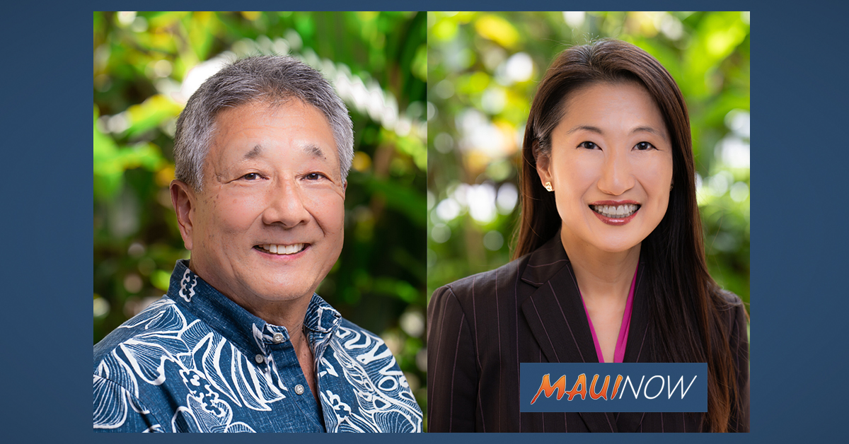 John Komeiji joins Kamehameha Schools, Shin Promoted at Hawaiian Telcom