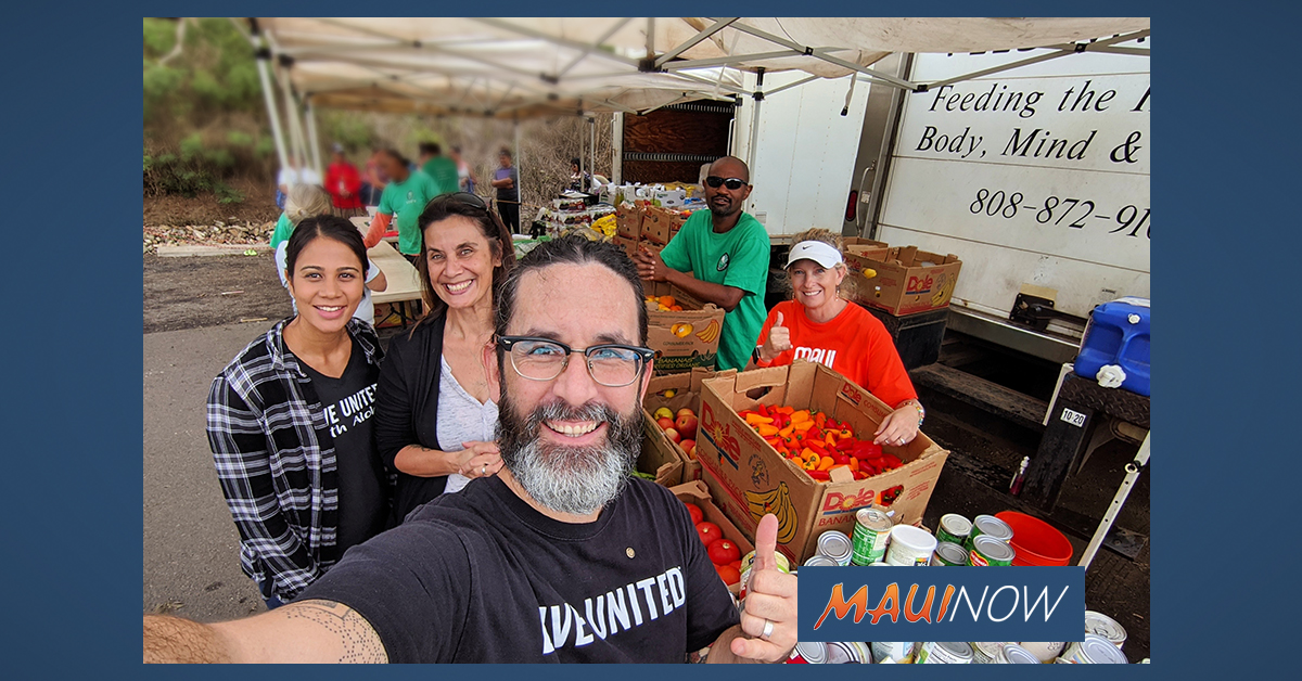 "Maui United Way ""Live United"" Campaign Raises Nearly $800,000"