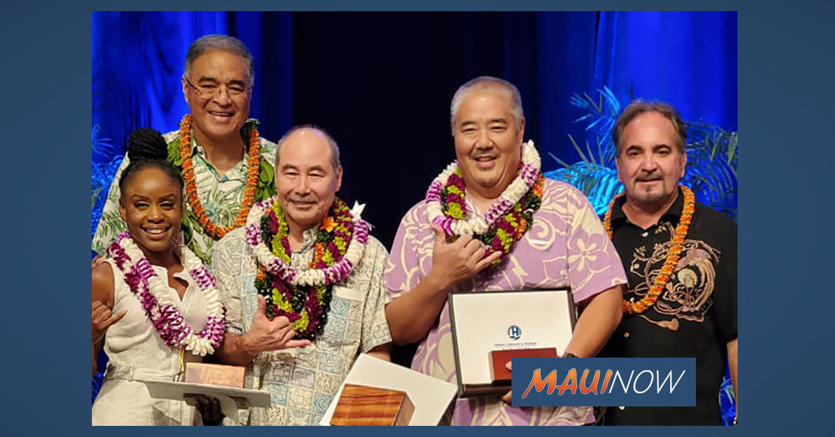 Maui Hotel Workers Take Home Six First Place Honors at Nā Po'e Pa'ahana Awards