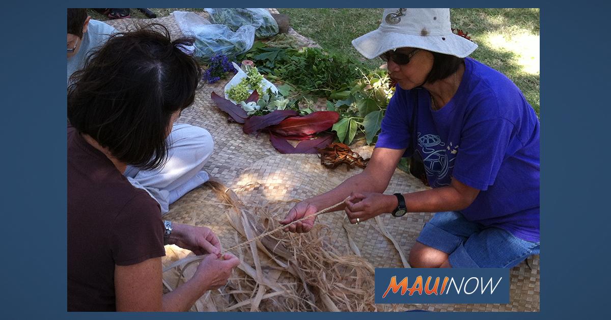 Garden Docents Sought at Maui Nui Botanical Gardens