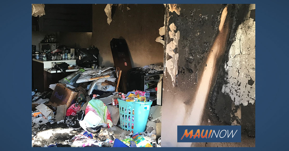 Nāpili Structure Fire Results in $50,000 in Damage