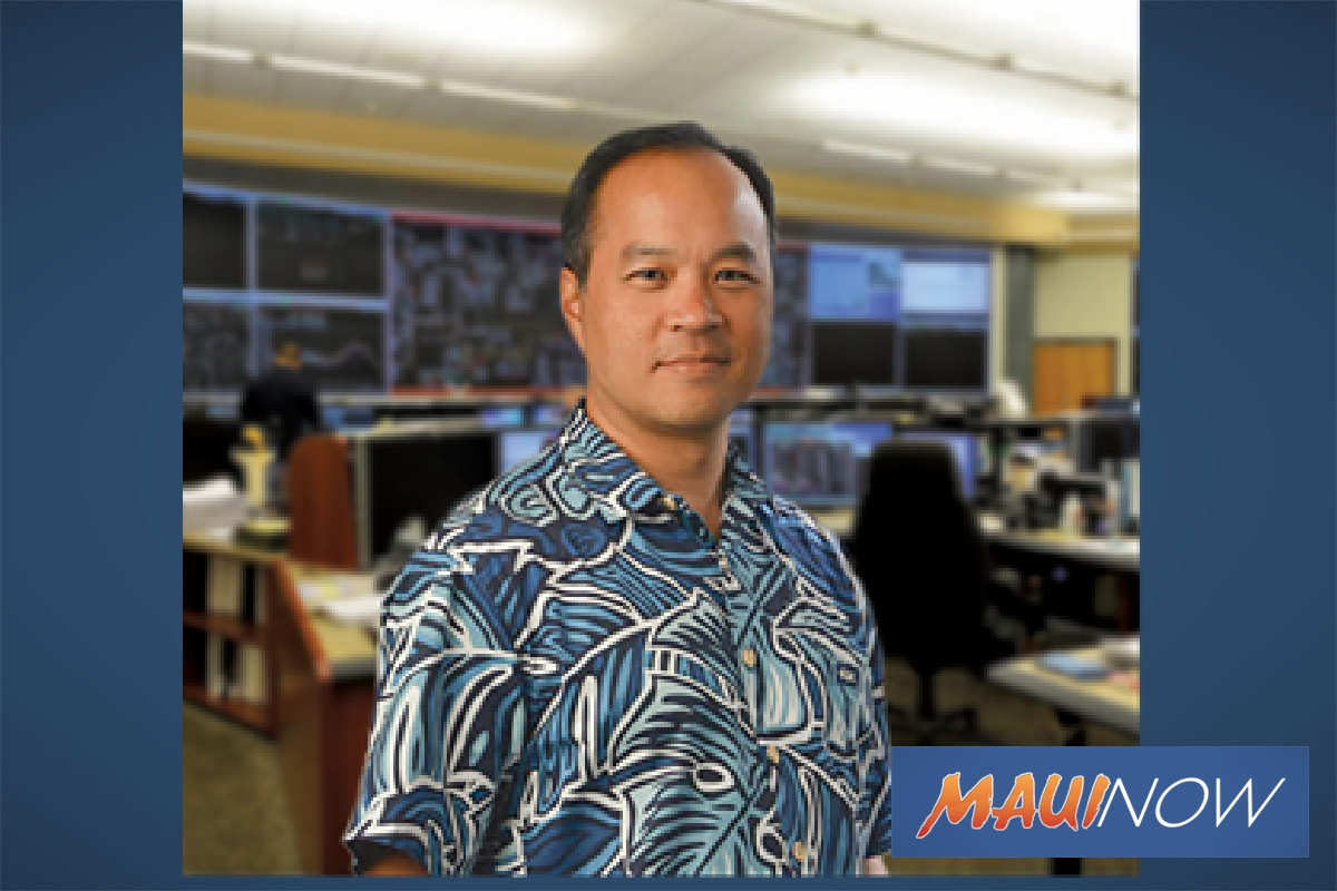 New Hawaiian Electric President Keynote Speaker at Energy Conference