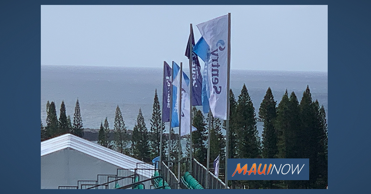 RECAP: Round 2 of Sentry Tournament in Kapalua