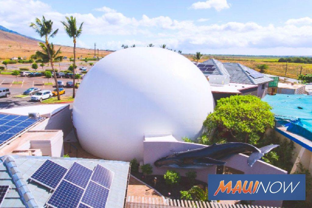 Maui Now: Ocean Center Celebrates New Exhibit With Keiki Art Contest
