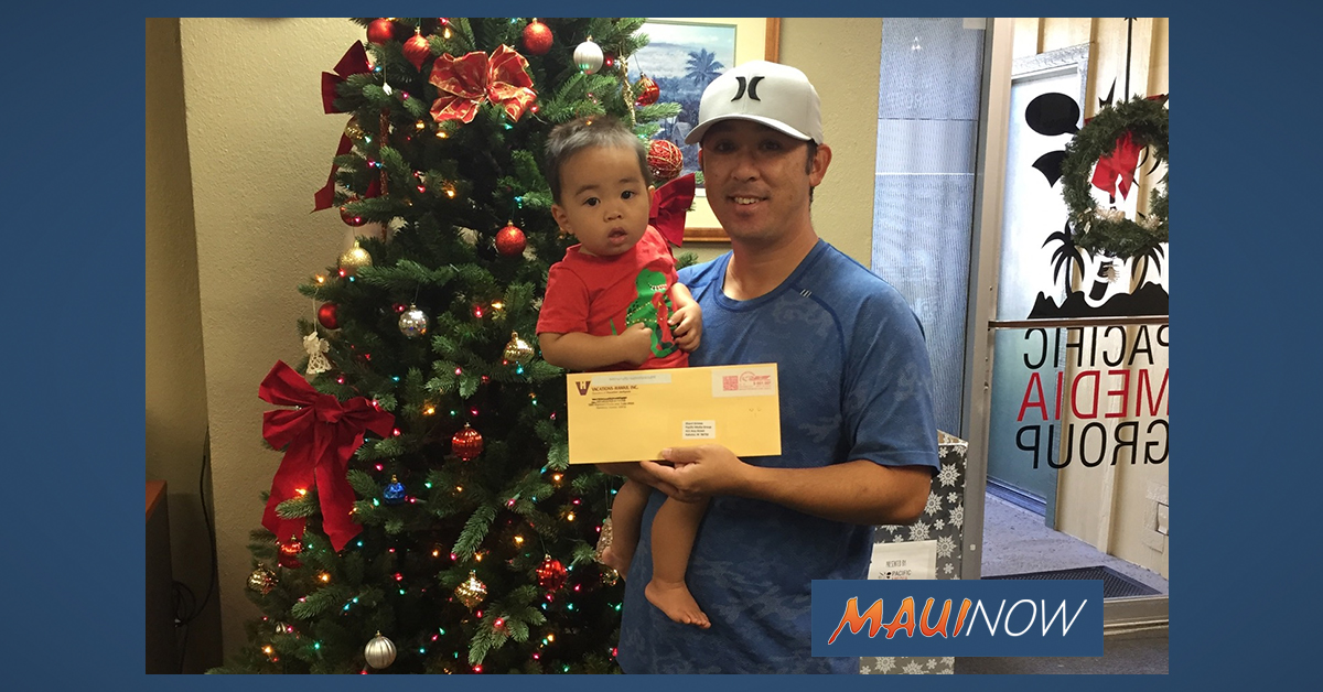 2019 Holiday Toy Drive Served 2680 Keiki in Maui County