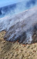 Brush Fire Scorches 100 Acres on Kaho'olawe