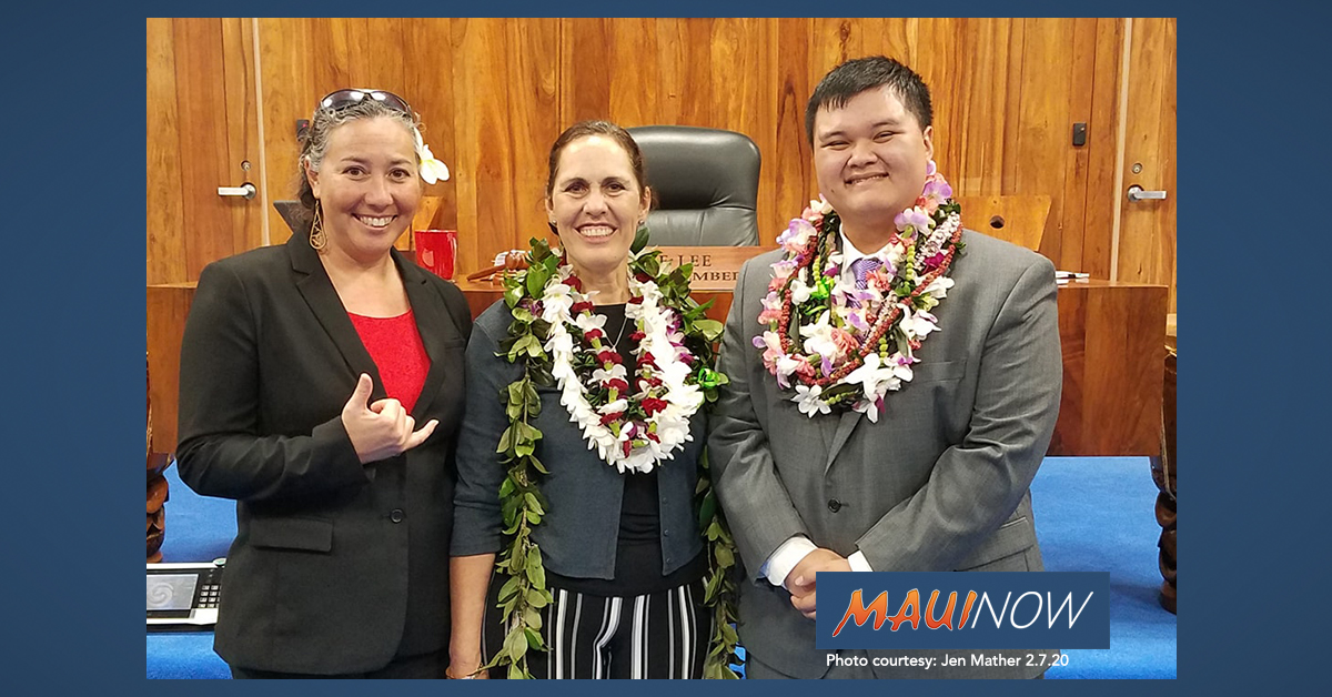 Maui Council Confirms New Clerk Team Ahead of 2020 Mail-In Elections