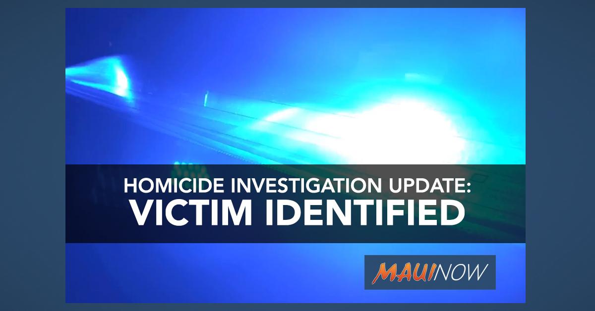 Police ID Victim in Homicide Investigation as Keenan Blair