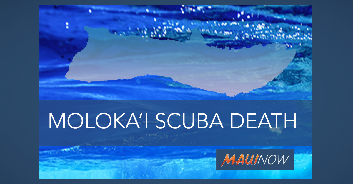 Man on Scuba Diving Tour off Moloka'i Found Unresponsive