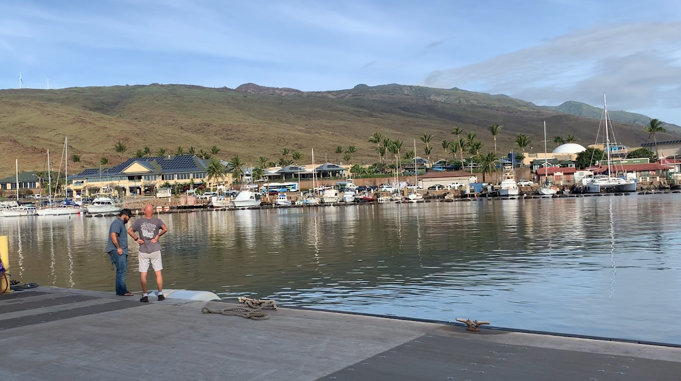 Partnership Enhances Water Quality Monitoring in Mā'alaea Harbor