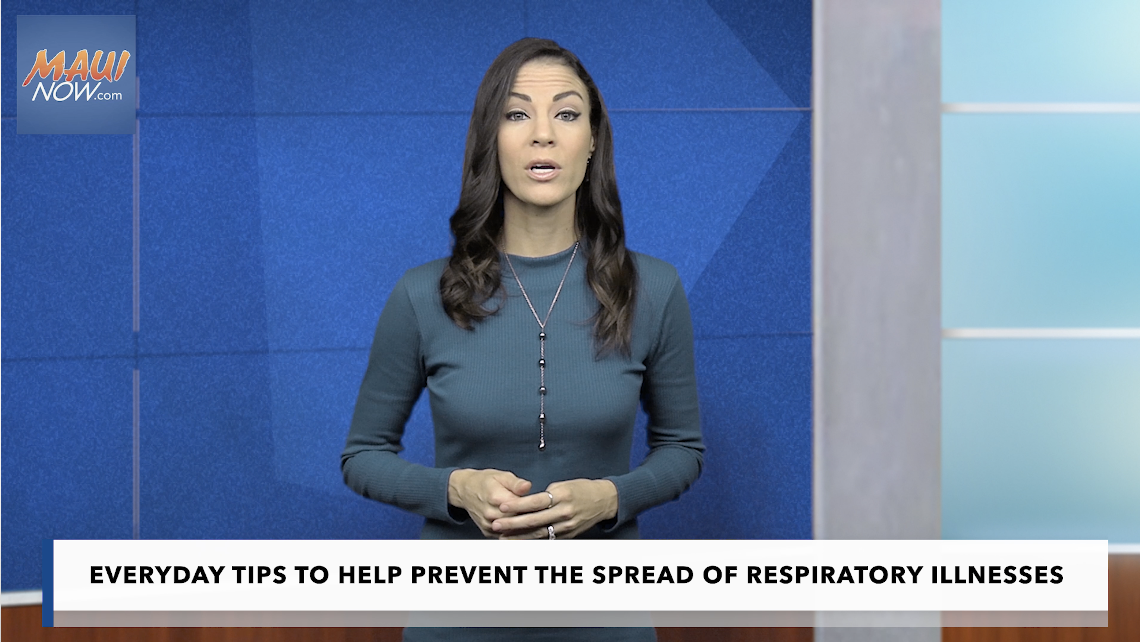 Everyday Tips to Help Prevent the Spread of Respiratory Illnesses