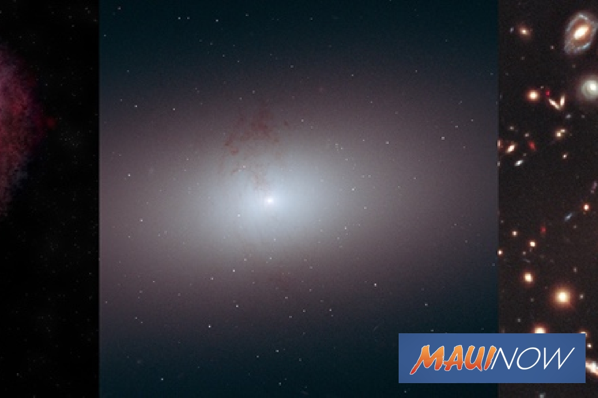 Astronomers Locate 'Unusual' Monster Galaxy