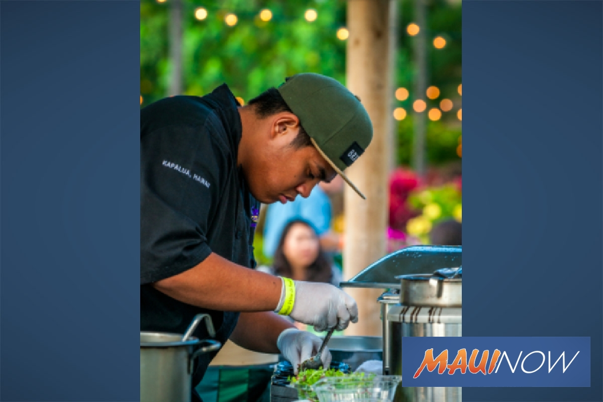 Maui Chamber of Commerce Marks 110th Anniversary