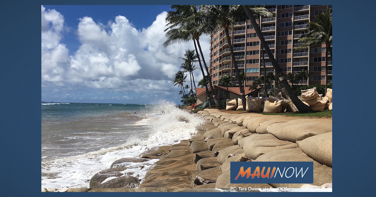 Hazard Mitigation Plan Meetings on Maui This Week