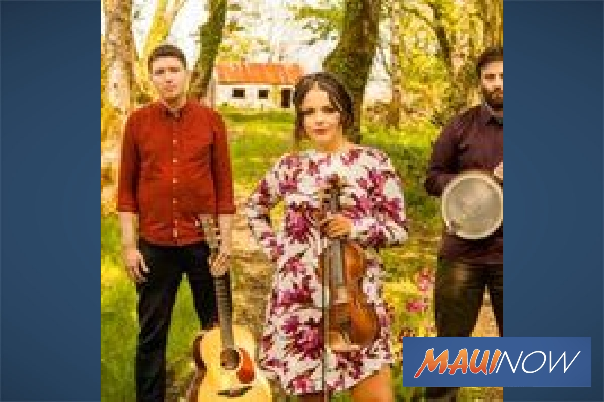 Irish Quintet to Perform at the MACC