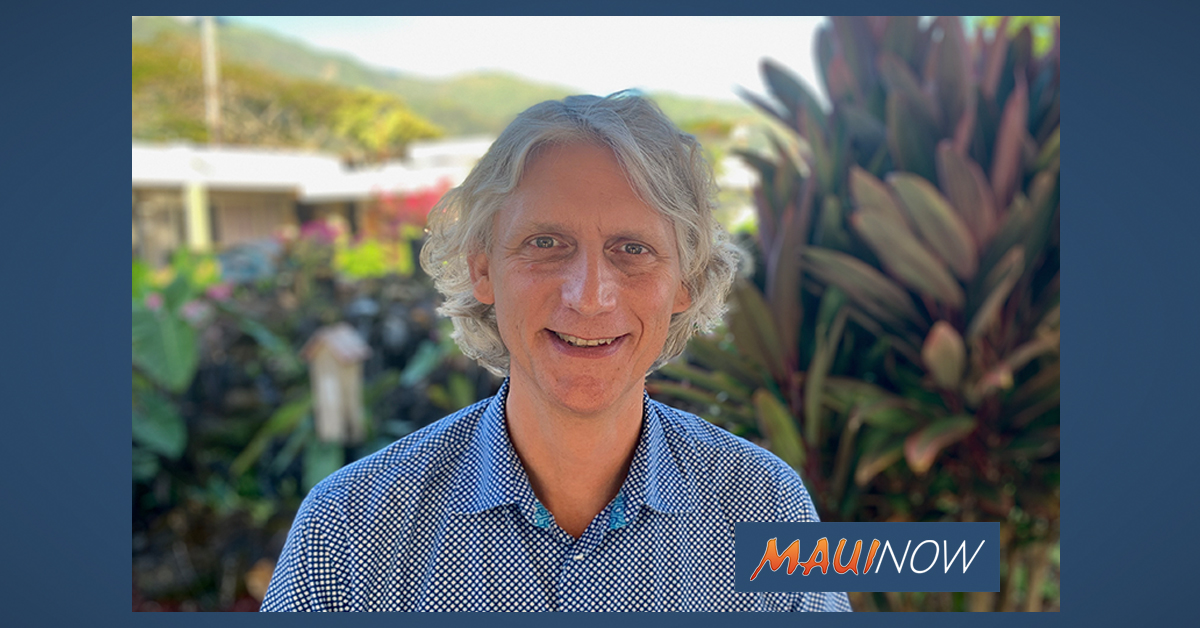Hale Makua Health Services Announces New Wailuku Administrator