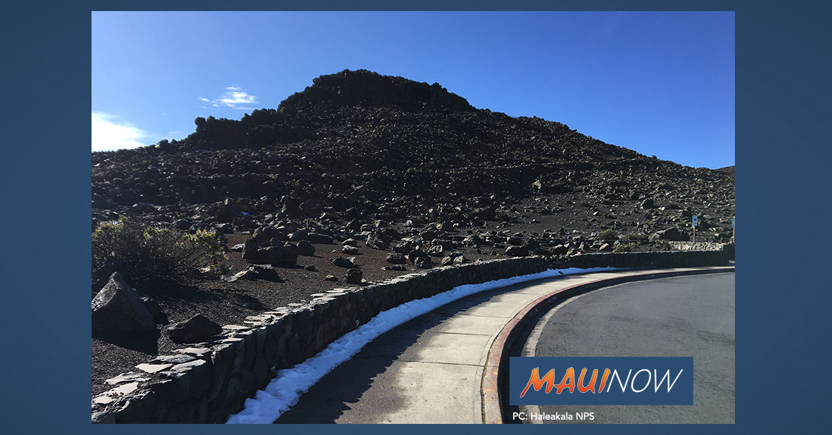 Haleakalā Summit Reopens After Two Day Closure
