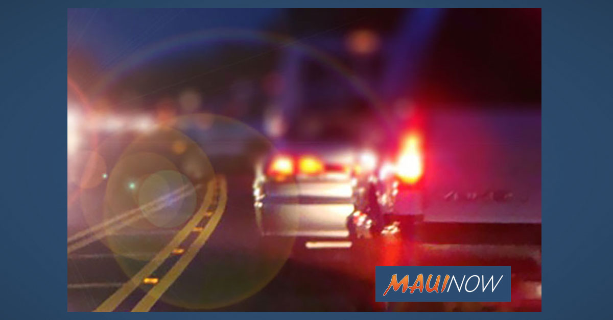 Hāna Hwy Night Work Contraflow in Kahului Starts March 2