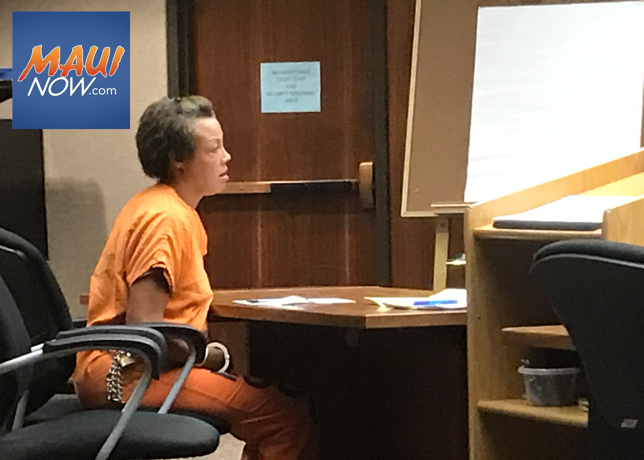 Bail Remains at $500K For Suspect in Fatal Lahaina Assault