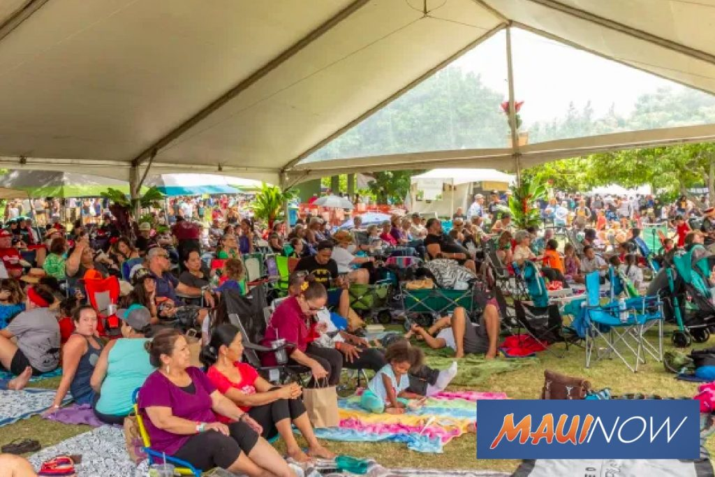 Maui Now: 33rd Annual Hoʻomau to Feature Star-Studded Lineup