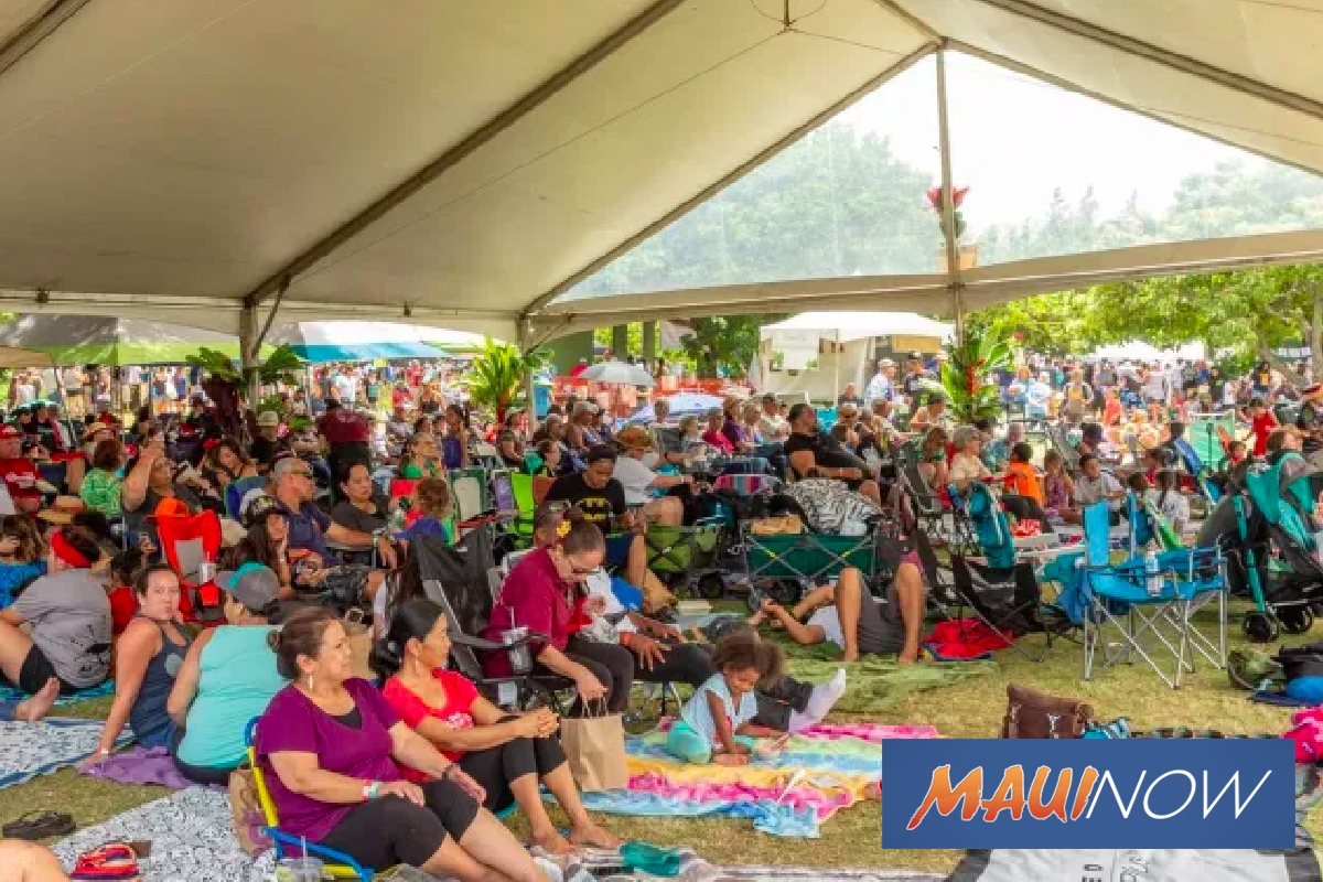 33rd Annual Hoʻomau to Feature Star-Studded Lineup