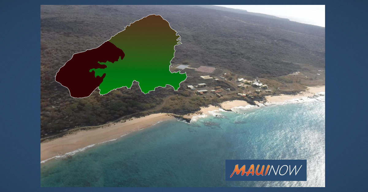 Day 7: Fire Burns 9,000 Acres on Kaho'olawe, More Than 30% of Island Scorched