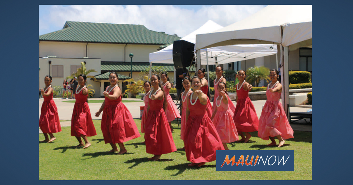 16th Annual Kamehameha Schools Maui Ho'olaule'a, March 7