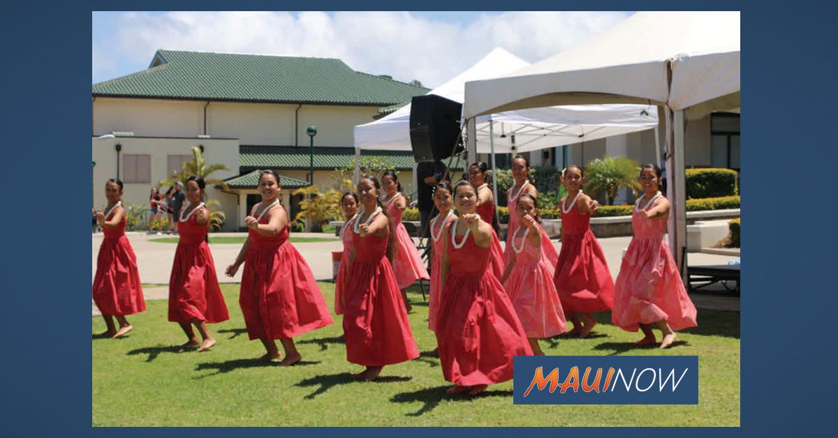 16th Annual Kamehameha Schools Maui Ho'olaule'a, March 7