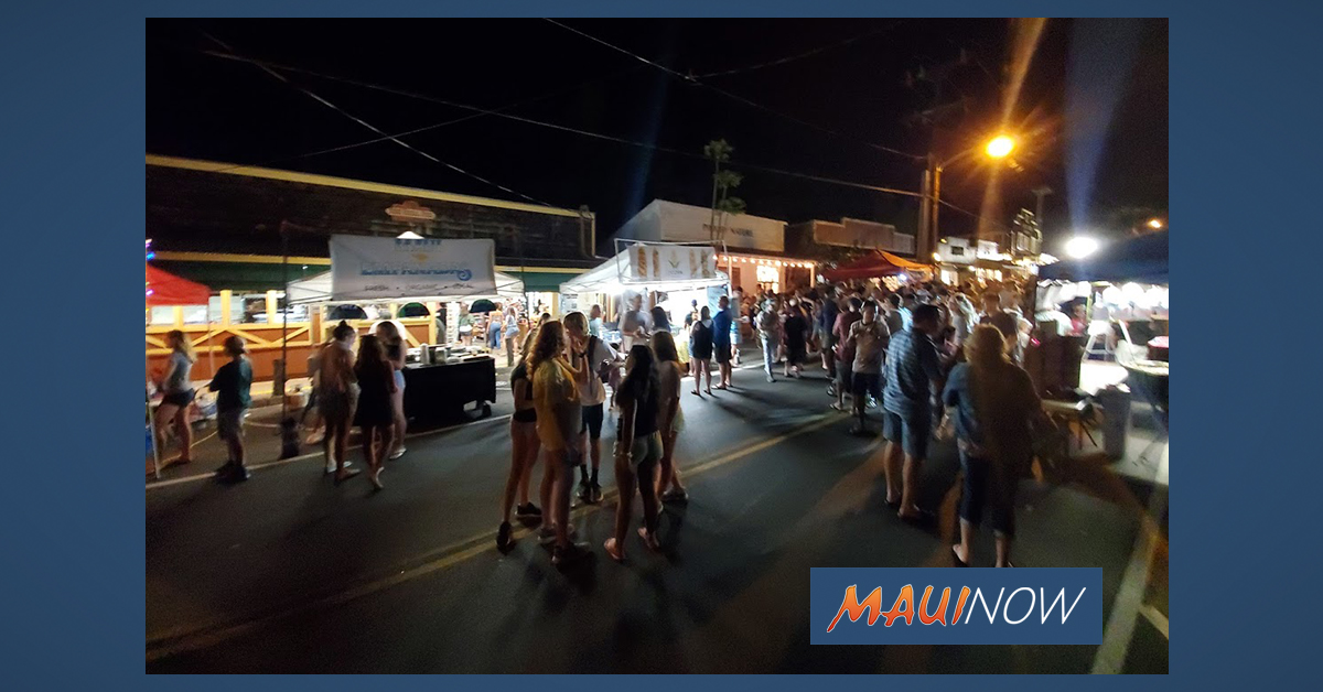 Makawao Third Friday Makes a Comeback in February