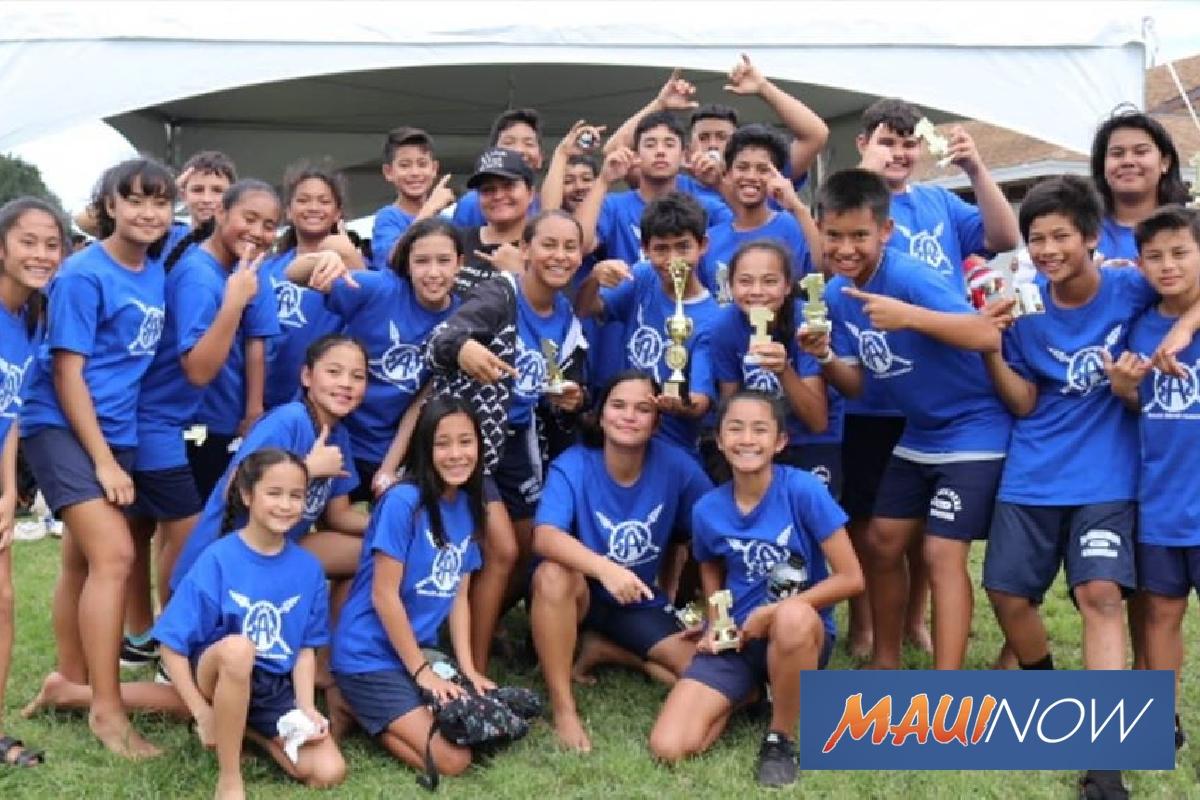 Kamehameha Maui Claims Makahiki Tournament Crown